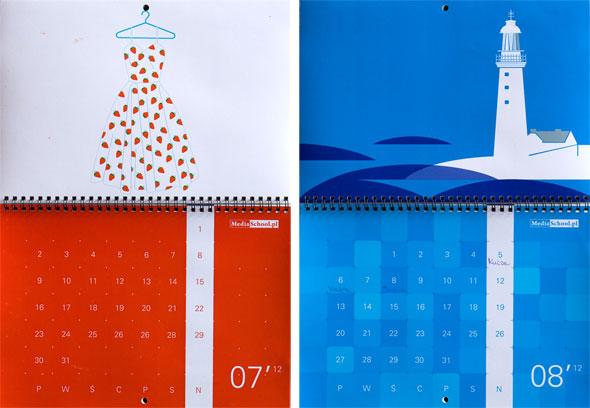 MediaSchool.pl - DTP - kalendarz12 - 03